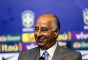 Президент Бразильской конфедерации футбола Марко Поло дель Неро
