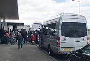В аэропорту Станстед, где приземлился самолет Ил-96, специально отправленный в Великобританию за высылаемыми из страны российскими дипломатами