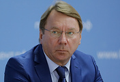 Помощник президента РФ по вопросам военно-технического сотрудничества Владимир Кожин