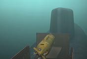 Беспилотный подводный аппарат, оснащенный ядерной энергетической установкой