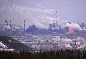 Вид на промышленный район Нижнего Тагила