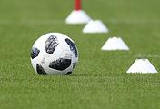 Официальный мяч чемпионата мира по футболу 2018 года Adidas Telstar 18