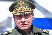 Заместитель министра обороны РФ Дмитрий Булгаков