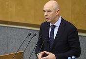 Первый вице-премьер, министр финансов РФ Антон Силуанов