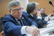 Председатель комитета Совета Федерации по социальной политике Валерий Рязанский