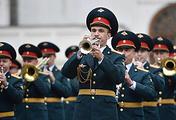 Оркестр штаба Центрального военного округа