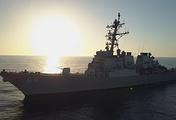 Эсминец ВМС США Carney