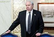 Первый заместитель председателя комитета Совета Федерации РФ по международным делам Сергей Кисляк