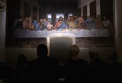 "Картина ""Тайная вечеря"" Леонардо да Винчи"