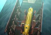 """Беспилотный подводный аппарат """"Посейдон"""""""