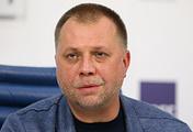 Глава Союза добровольцев Донбасса Александр Бородай