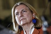 Министр иностранных дел Австрии Карин Кнайсль
