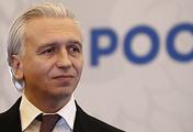 Кандидат в президенты РФС Александр Дюков