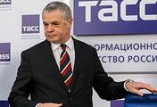"""Президент """"Зенита"""" Александр Медведев"""