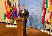 Постпред КНР в ООН Чжан Цзюнь