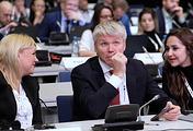 Министр спорта РФ Павел Колобков на Всемирной конференции о допинге в спорте