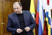 Исполняющий обязанности главы Элисты Дмитрий Трапезников
