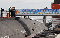 The Project 885 Yasen-class fourth-generation multipurpose nuclear submarine was developed in the 1990s by the St. Petersburg-based Malakhit Design Bureau of Maritime Machine-Building