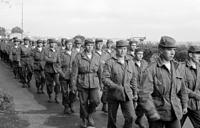 Колумбийские миротворцы направляются в Египет, 1956 год