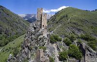 Позднесредневековый комплекс оборонно-сторожевых ингушских башен Вовнушки