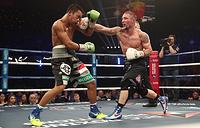 Бой на титул чемпиона мира по версии Всемирной боксерской ассоциации (WBA) между россиянином Павлом Маликовым и индонезийцем Даудом Йорданом