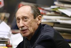 Former President of the All-Russian Athletics Federation Valentin Balakhnichev