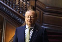 Russian Ambassador in London Alexander Yakovenko