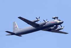 Il-38 anti-submarine aircraft