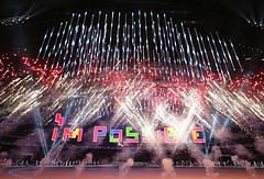 Церемония закрытия Паралимпийских игр в Сочи