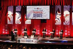Теледебаты претендентов от Республиканской партии на пост президента США