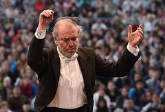 Художественный руководитель Мариинского театра, дирижер Валерий Гергиев