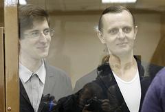 Александр Филинов и Константин Тепляков