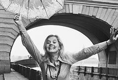 Людмила Сенчина, 1975 год