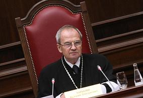 Председатель КС РФ Валерий Зорькин
