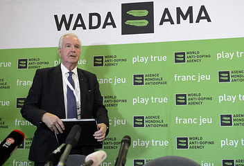 Глава WADA Крейг Риди