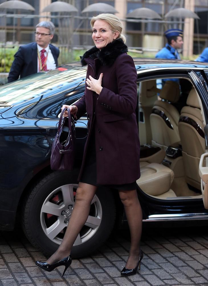 Head of Danish Government Helle Thorning-Schmitt