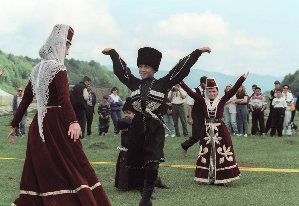 Karachai-Cherkessia Republic - 73 points