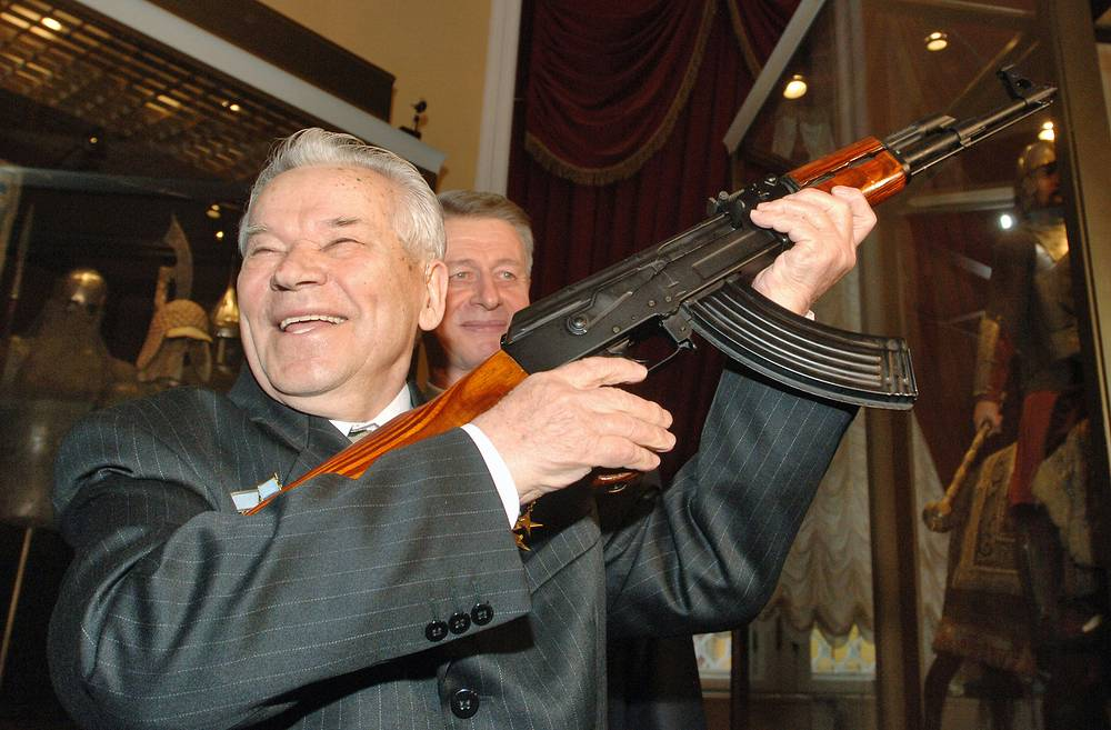 December 23. Russian arms designer Mikhail Kalashnikov (94) passes away