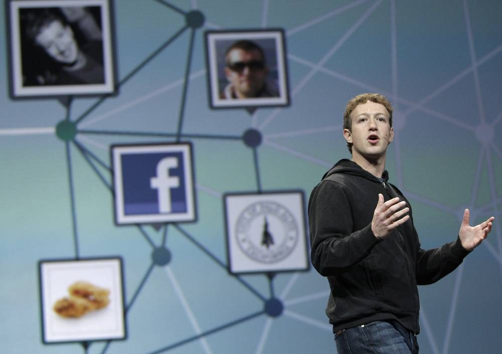 In Jan. 2014 market capitalization of Facebook was estimated to be over $134 billion