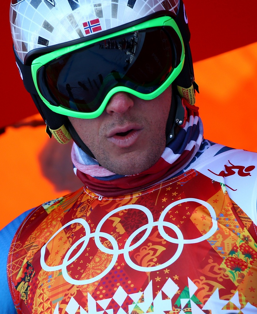 Two-time overall World Cup champion, an Olympic gold medalist in Super G at the 2010 Winter Olympics, and a five-time World Champion in downhill, giant slalom, and super combined, Aksel Lund Svindal will bear the flag of Norway