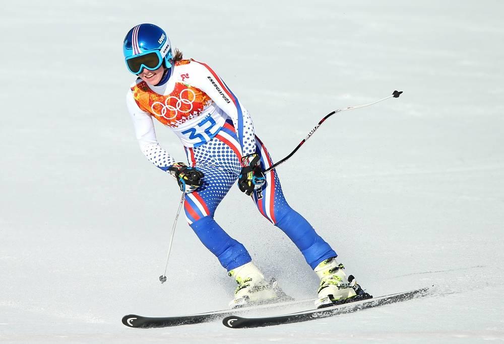 Russia's Elena Yakovishina finished 28th