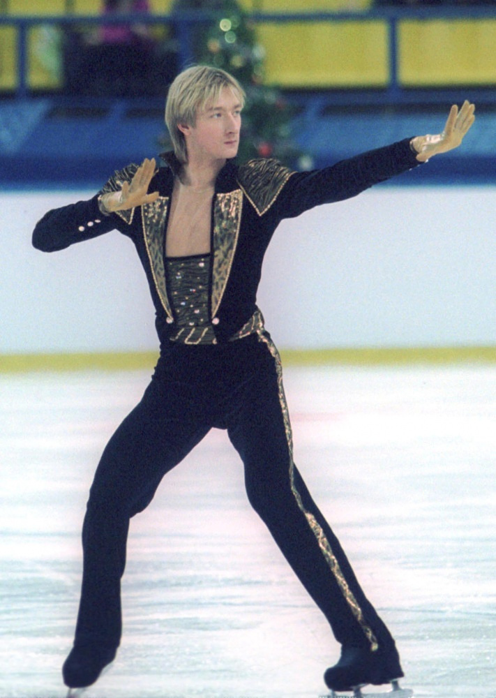 Russian Figure Skating Championship, 2000