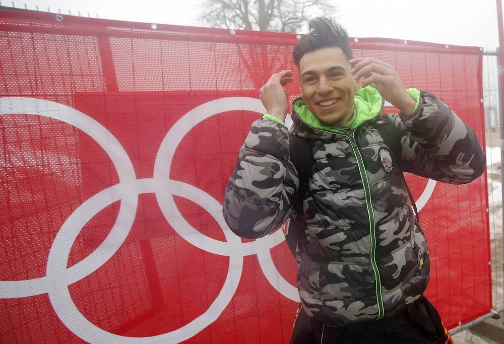 These Olympics are also the first for East Timor. The only athlete at the Games is alpine skier Yohan Goutt Goncalves