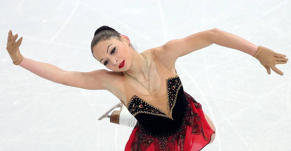 Elene Gedevanishvili of Georgia