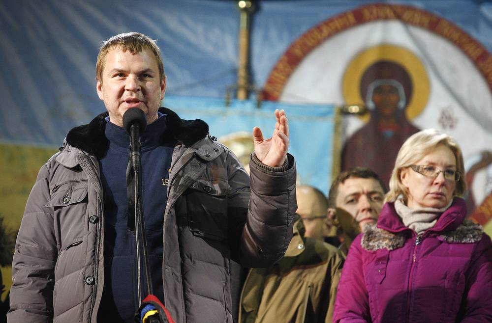 Dmitry Bulatov, candidate for the post of Minister of sports and youth policy