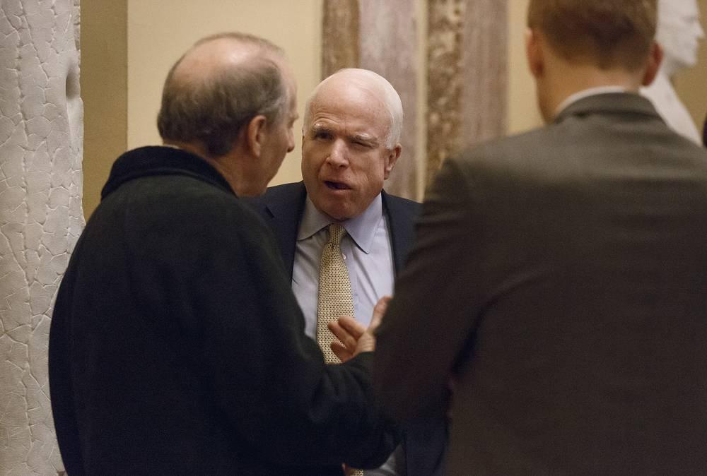 John McCain, senator