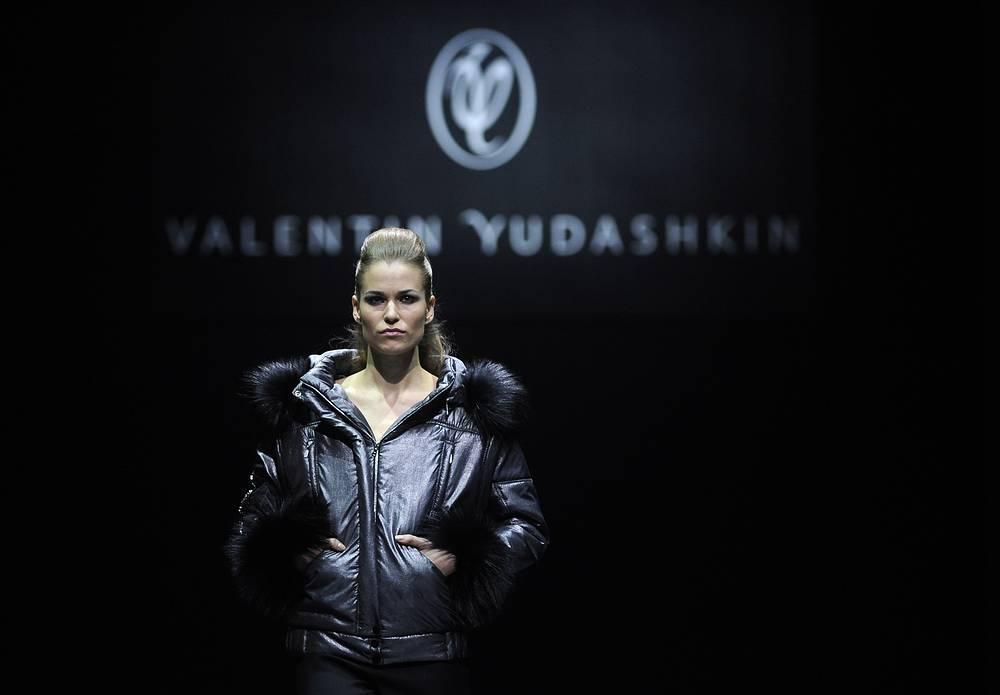 Valentin Yudashkin's 'Romantic Rock'n'roll' collection