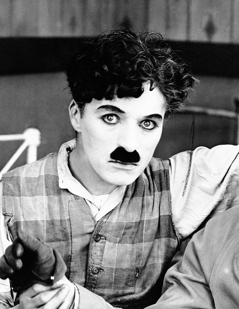 """Charlie Chaplin is the creator of one of the most well-known screen persona of the 20th century —  """"the Tramp"""""""