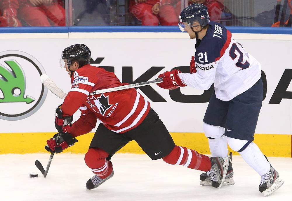 Canada beat Slovakia 4:1