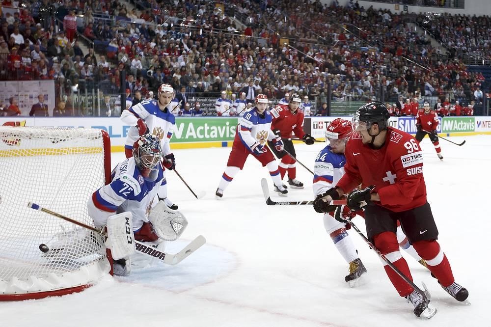 Russia-Switzerland 5:0